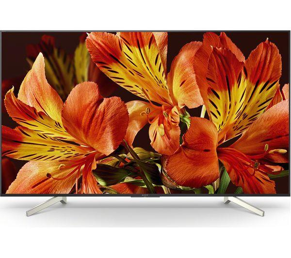 "55"" Sony KD55XF8796BU 4K Ultra HD Android Smart HDR LED TV"