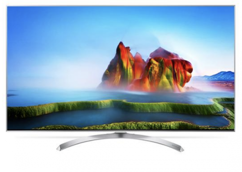 "49"" LG 49SJ810V Super 4K HDR Nano Cell Smart LED TV"