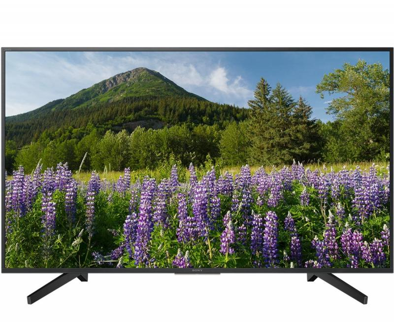 """65"""" Sony KD-65XF7093BU 4K Ultra HD HDR Smart LED TV"""