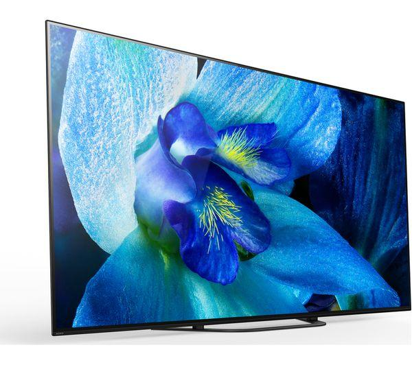 """55"""" Sony KD55AG8BU 4K HDR Android Smart OLED TV"""