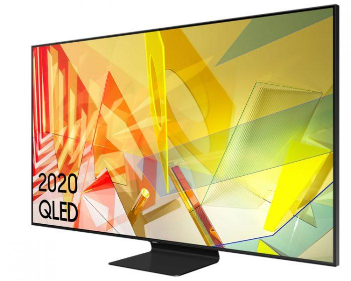 """55"""" Samsung QE55Q90TATXXU Premium Certified 4K UHD HDR QLED TV"""