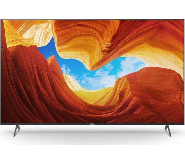 "55"" Sony Bravia KD55XH9005U 4K Ultra HD HDR Android Smart LED TV"