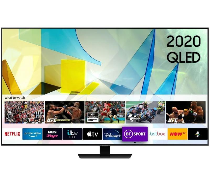 """55"""" Samsung QE55Q85TATXXU Quantum 4K UHD HDR QLED TV"""