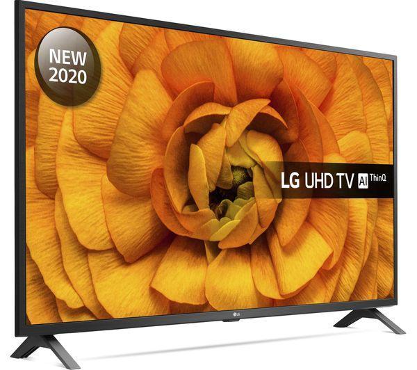 "65"" LG 65UN85006LA 4K Ultra HD HDR Smart LED TV"