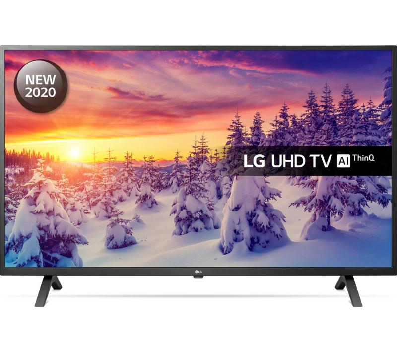 "70"" LG 70UN70706LB 4K HDR Freeview Play Smart LED TV"