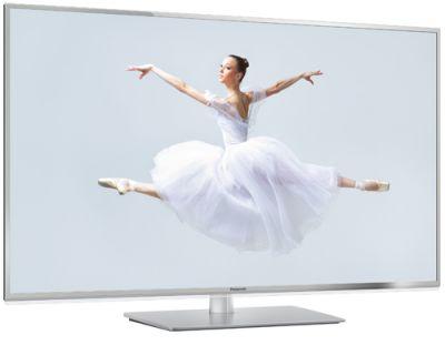 47 Panasonic TXL47ET60B Full HD 1080p Freeview HD Smart 3D LED