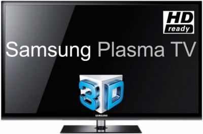 51 Samsung PS51E490B HD Ready Digital 3D Plasma TV