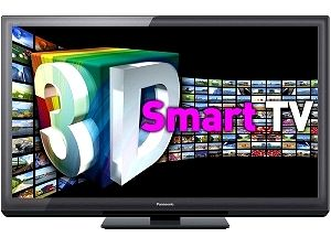 50 Panasonic TXP50ST30 Viera Full HD 1080p Freeview HD Smart 3D Plasma TV