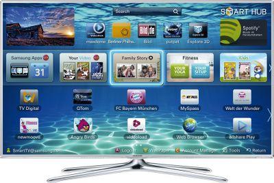 40 Samsung UE40F6510 Full HD 1080p Digital Smart LED 3D TV