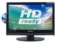 22 Logik L22DVDB19 HD Ready Digital Freeview LCD TV